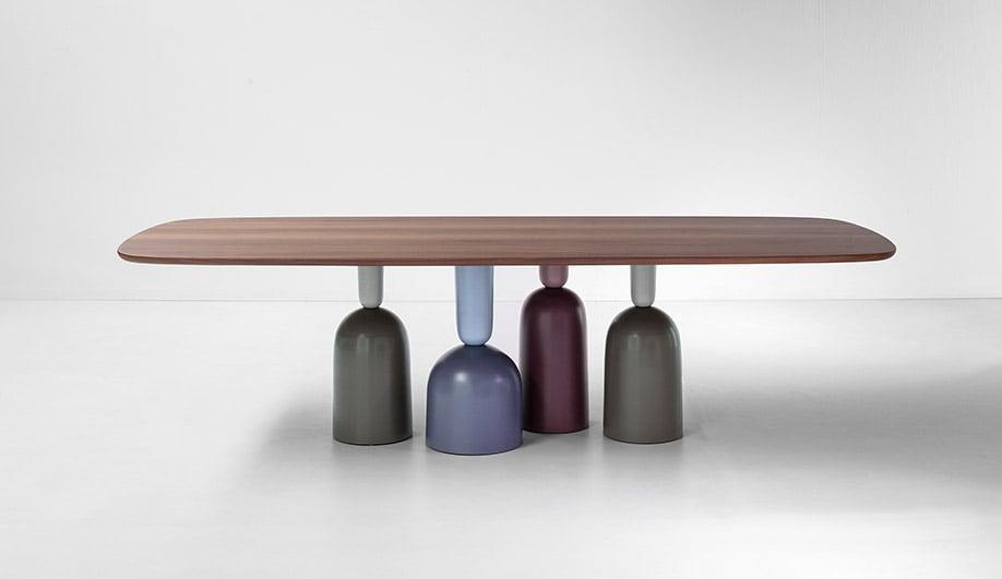 Cop Table by Bonaldo