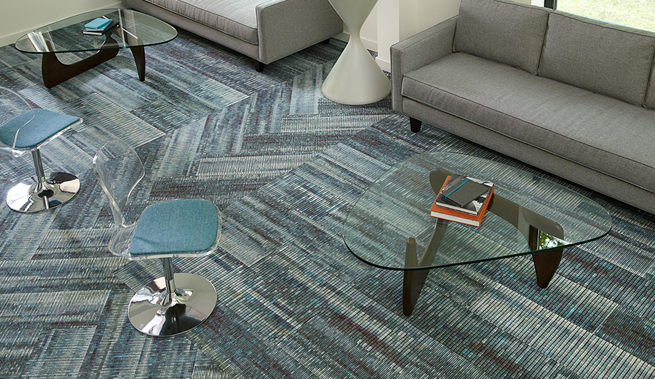Encryption Carpet Tiles by Milliken