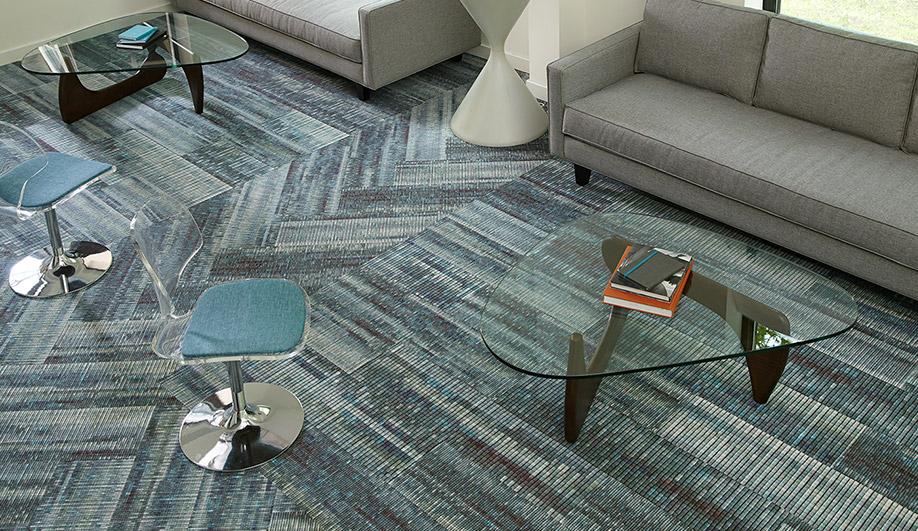 Encryption Carpet Tiles by Milliken