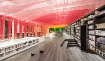 Wutopia Lab's Enchanting Zhongshu Bookstore in China