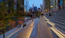 Schuler Shook Lights Up Chicago's Riverwalk
