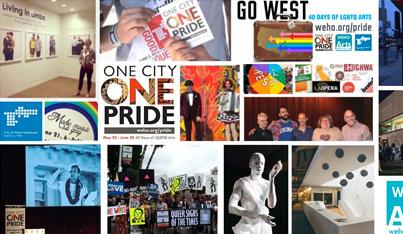 2018 One City One Pride Arts Festival Design Competition