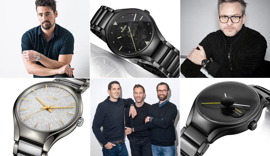 Rado Unveils Exclusive Timepieces Created in Collaboration with International Designers