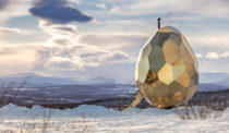How This Solar Egg Will Help a Swedish City Relocate