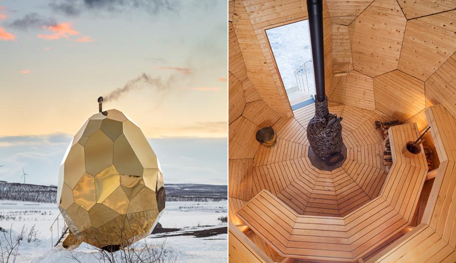 Kiruna Solar Egg