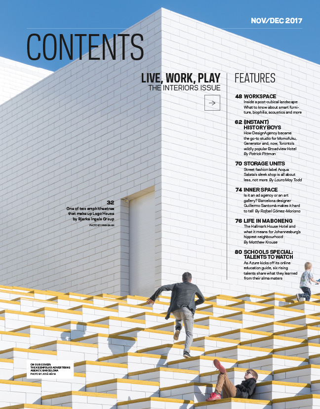 Magazine Features