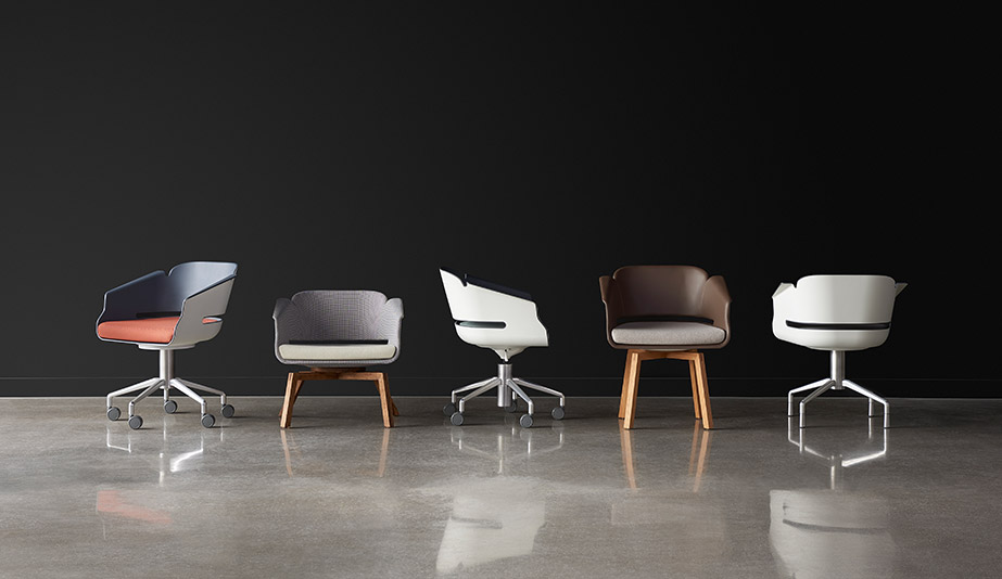 Lyss Chair by Allseating