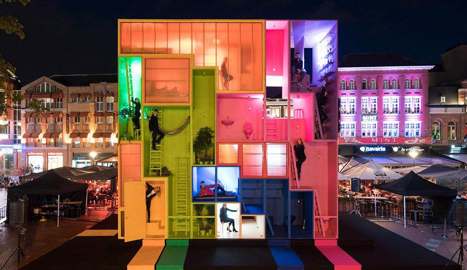 MVRDV's Brilliant (but Impossible) Concept for a Hotel
