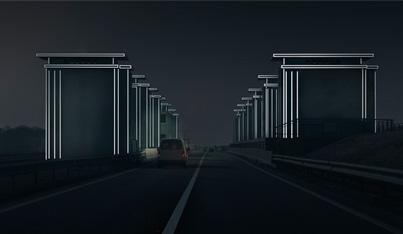 Icoon Afsluitdijk