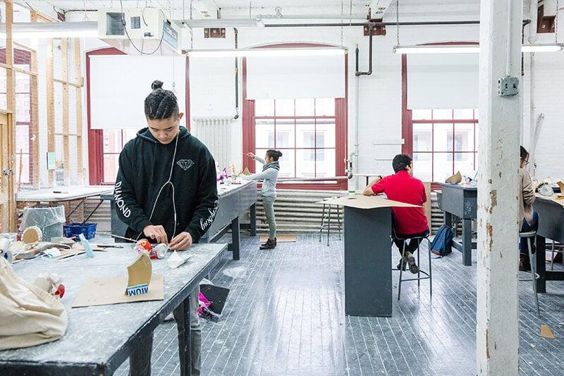 Top Schools in Industrial Design: Pratt Institute