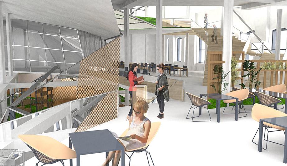 Great Pratt Institute (Interior Design)