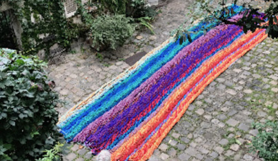 Sheila Hicks: Textile and its Pre-Columbian Roots, 1954-2017