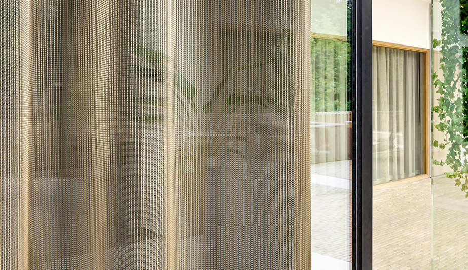Transparent Curtains by Vescom