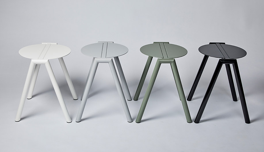 Stance Stool by Furnished Forever