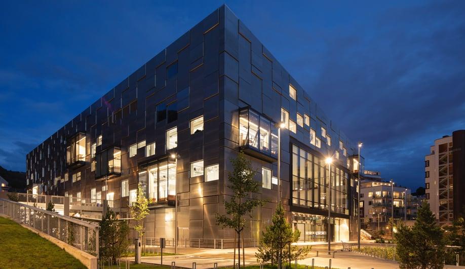 Snøhetta's Creative Hub for the University of Bergen