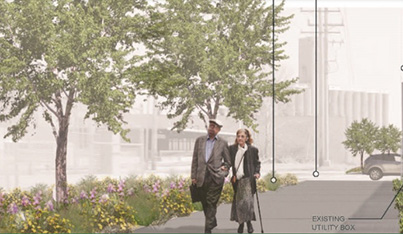 Chouteau Greenway Design Competition