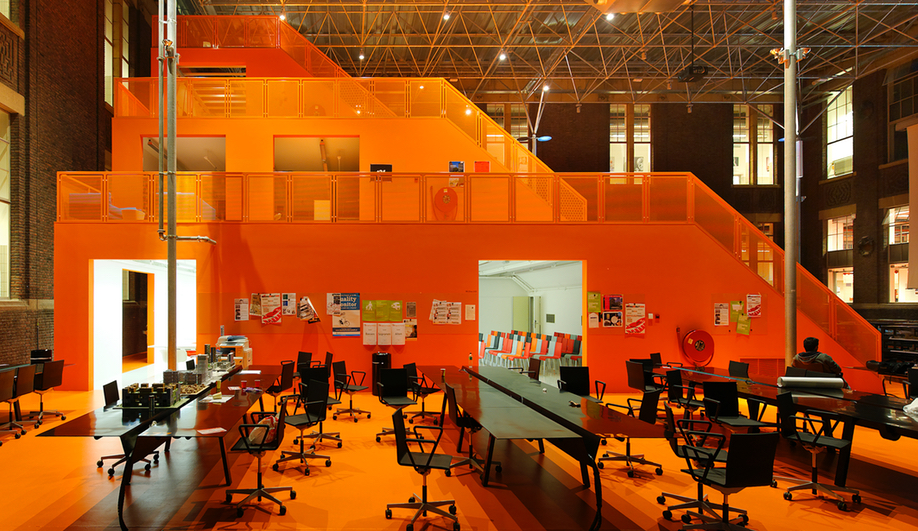 MVRDV's Why Factory at Dutch Design Week in Eindhoven
