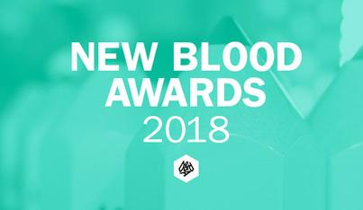 New Blood Awards 2018