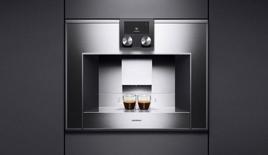 400 Series Espresso Machine by Gaggenau