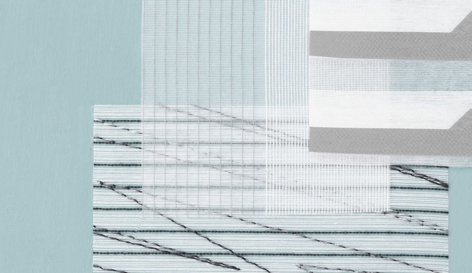 Constructure Drapery Panels by Kinnasand