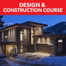 Passive House Design and Construction (120A) – Toronto