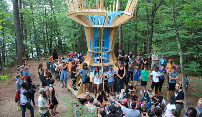 Beam Camp Seeks Big Ideas for 2018 Projects