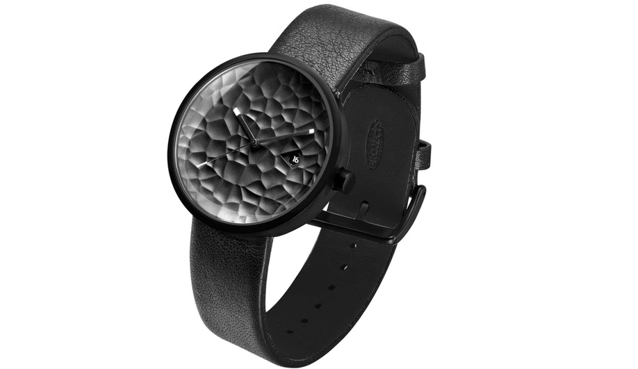 Carve Watch Pure Essential Form, by Alessio Romano for Projects Watches