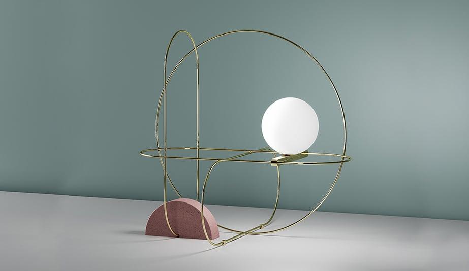 Setarah table lamp by Francesco Librizzi for FontanaArte
