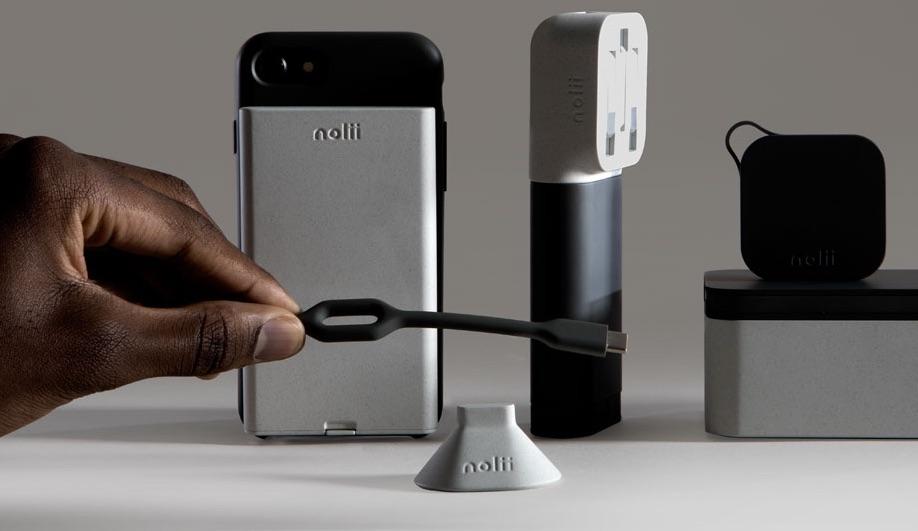 Nolii Tech Accessories by Layer Design