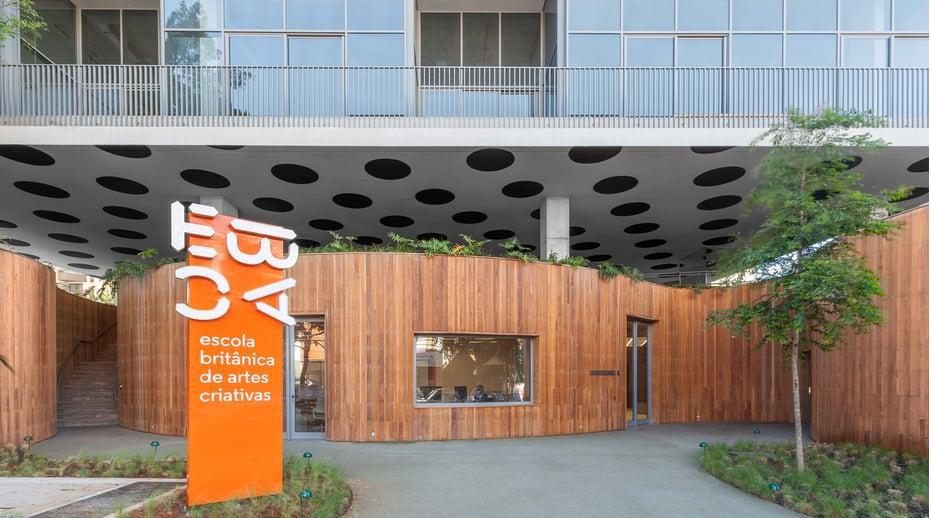 Escola Britânica de Artes Criativas in São Paulo