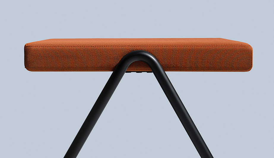 Plato Bench by Loehr
