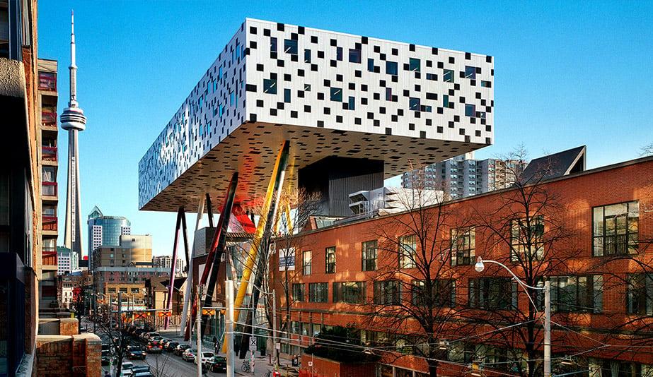 OCAD University in Toronto