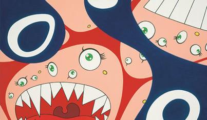 Takashi Murakami: The Octopus Eats Its Own Leg