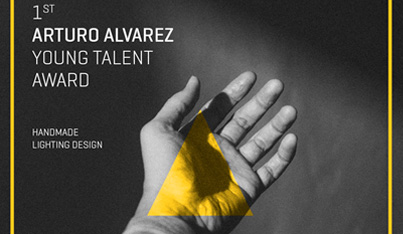 arturo alvarez Young Talent Award