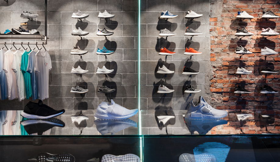 Sid Lee developed the Adidas and CNCPTS store in Boston.