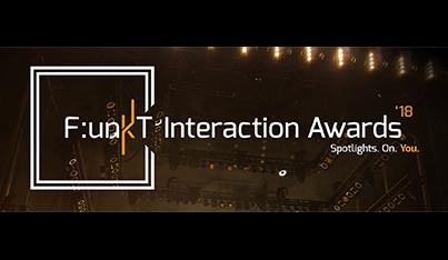 FunKT Interaction Design Awards 2018