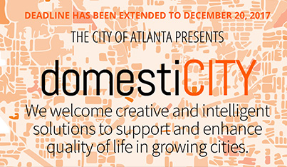 domistiCITY [ an affordable atlanta ]