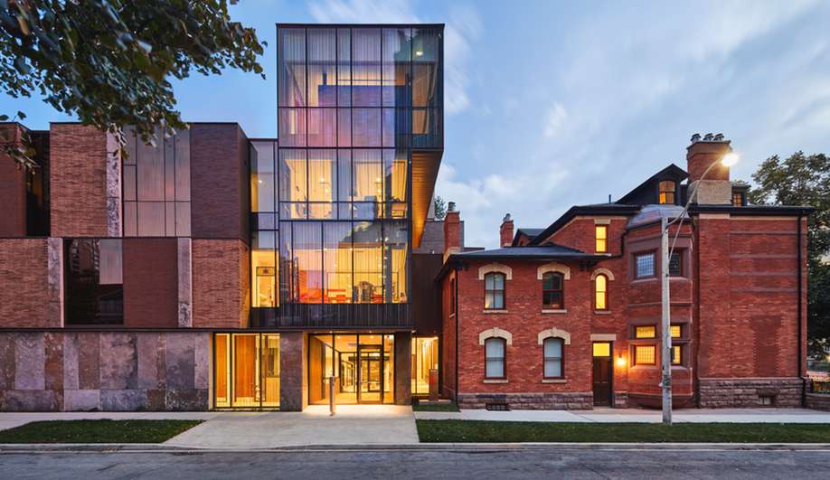 Casey House's Striking New Home Gives Patients a Metaphorical Hug