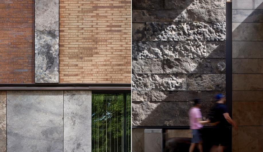 Hariri Pontarini designed the updated Casey House in Toronto.