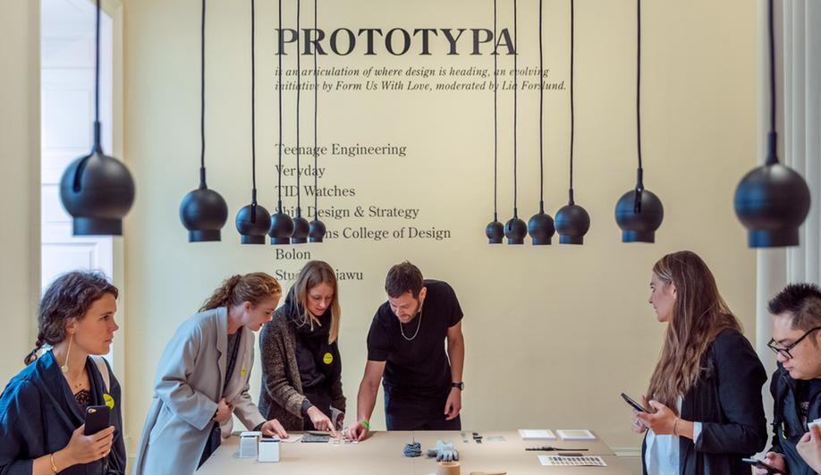 Form Us With Love is bringing Prototypa to IIDEXCanada.