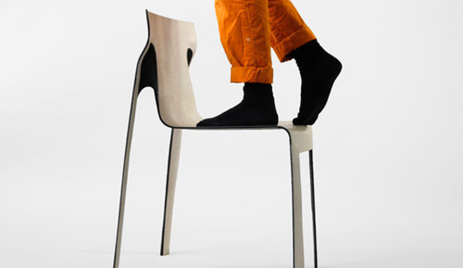 0.6 Chair by Joachim Froment