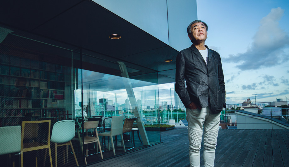 Inside the Wooden World of Kengo Kuma
