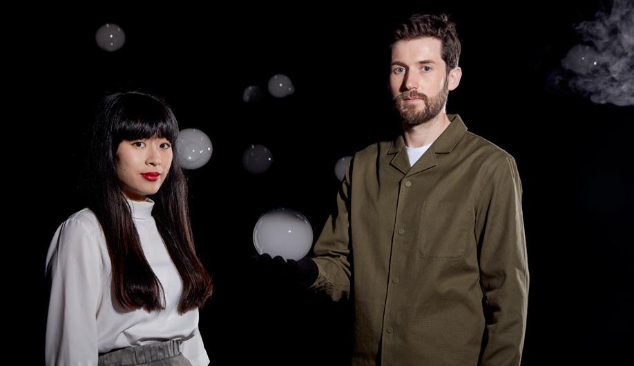 Studio Swine's Azusa Murakami and Alexander Groves.