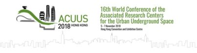 ACUUS 2018: Integrated Underground Solutions for Compact Metropolitan Cities