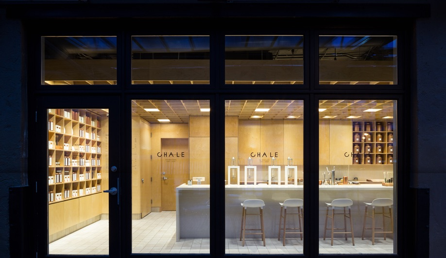 Cha Le in Vancouver is a Tea Shop with a Modern Twist