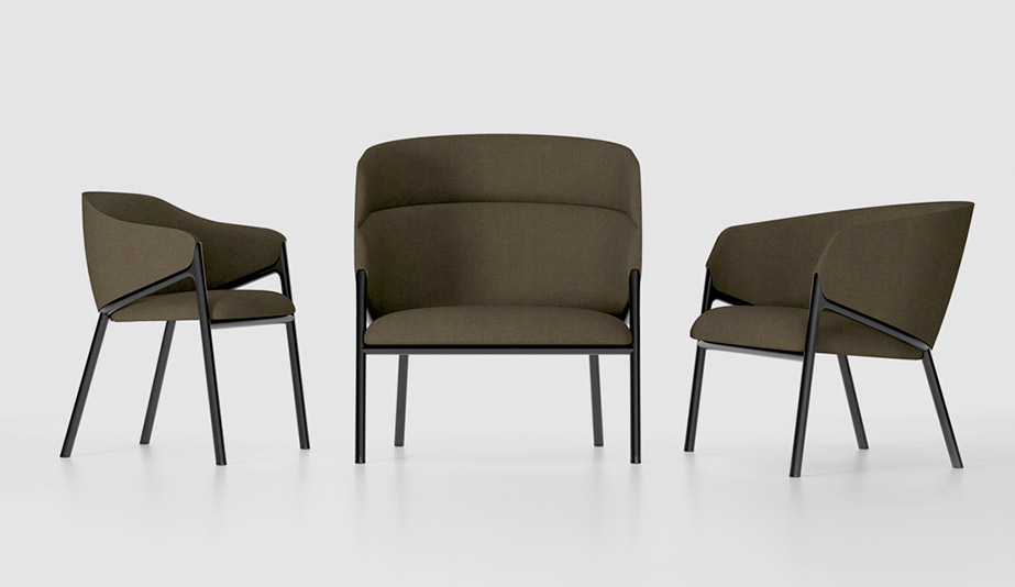 Hammer Seating by Segis