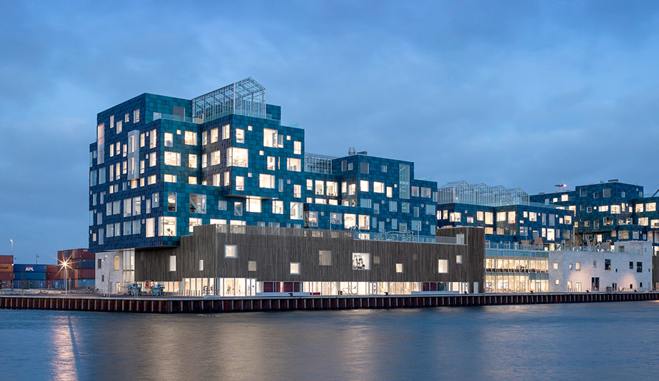 Nordhavn International School by C.F. Møller is one of the best buildings of 2017.