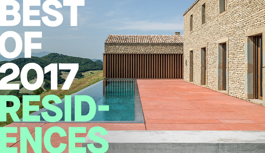 The 10 Best Residential Buildings of 2017