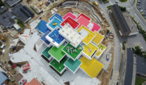 Bjarke Ingels' Lego Visitor Centre in Denmark is a BIG-Time Block Party
