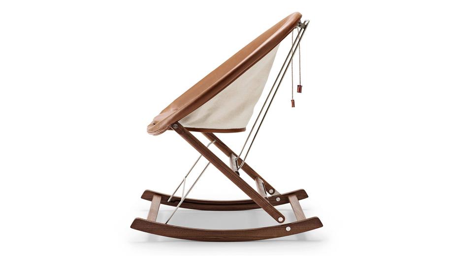 Rocking Nest Chair by Carl Hansen & Søn